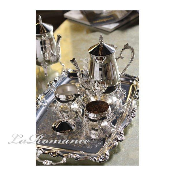 【芮洛蔓 La Romance】英倫銀器茶具五件組 / 下午茶 / 餐具