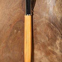 (特價)台灣黃檜手做原木筆004(年輪木工坊)