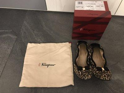特價 優惠Salvatore Ferragamo My Joy Ballet Flats 芭蕾舞鞋