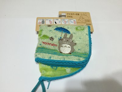宮崎駿龍貓TOTORO多功能毛巾組水壺袋