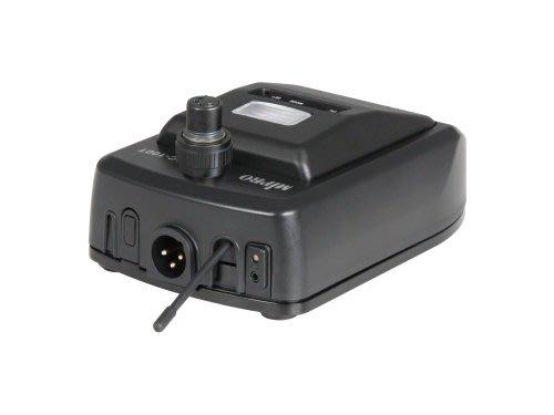 【昌明視聽】MIPRO BC-100T 無線會議麥克風基座 機械式PUSH-HOLD開關 LED指示燈