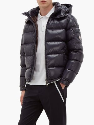 【紐約范特西】預購 MONCLER MAYA 八零年代 復刻款 男款 羽絨外套