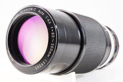 **日光銀鹽** Nikon AI Zoom-Nikkor 80-200mm F4.5 #269