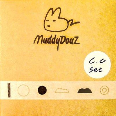 Muddy DouZ CC Set 吸附式 下弦枕 雙系統拾音器 - 【黃石樂器】