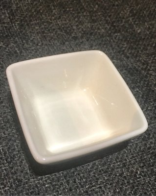 「CX Cathay Pacific」小撥仔 small size little square bowl dish