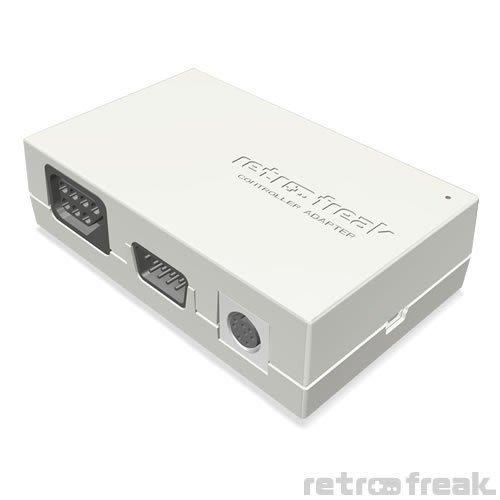 現貨 CYBER Retro Freak專用手把轉接器 支援五種接頭 FC/SFC/MD/PCE 手把【板橋魔力】