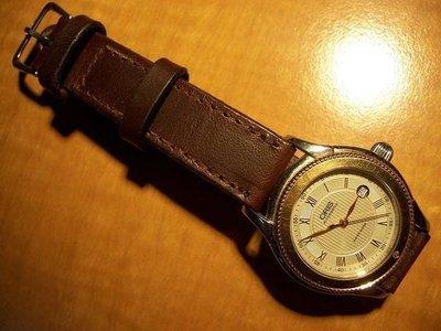 ORIS牛皮錶帶可以訂製18mm以下尺寸巧將手工錶帶Cheergiant ORIS leather straps MIT