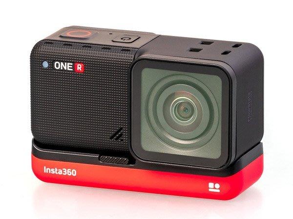 *大元˙台南*【新品預購中】Insta360 One R 4k OneR 運動相機 (公司貨)