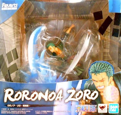 日本正版 萬代 Figuarts Zero 海賊王 航海王 索隆 厄港鳥 模型 公仔 日本代購