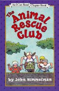 *小貝比的家*THE ANIMAL RESCUE CLUB /CHAPTER BOOK/平裝+CD