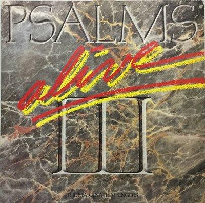 {夏荷美學生活小舖}西洋黑膠唱片Maranatha PSALMS ALIVE III Worship 1986