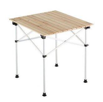 【山野賣客】Coleman 天然實木蛋捲桌 65 休閒桌 戶外桌 露營桌 折疊桌 野餐桌 CM-23502