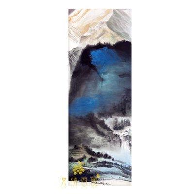 【芮洛蔓 La Romance】手繪絲綢壁紙 ZW01-045 / 壁飾 / 畫飾