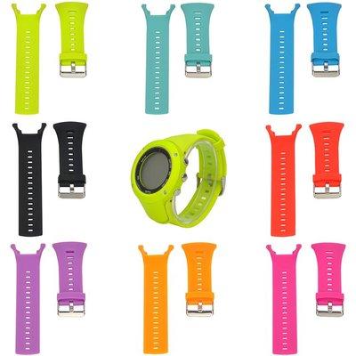 小胖 頌拓 SUUNTO Ambit 1 2 3 通用款拓野智能手錶糖果色運動錶帶 高質矽膠柔軟親膚 佩戴舒適 替換腕帶