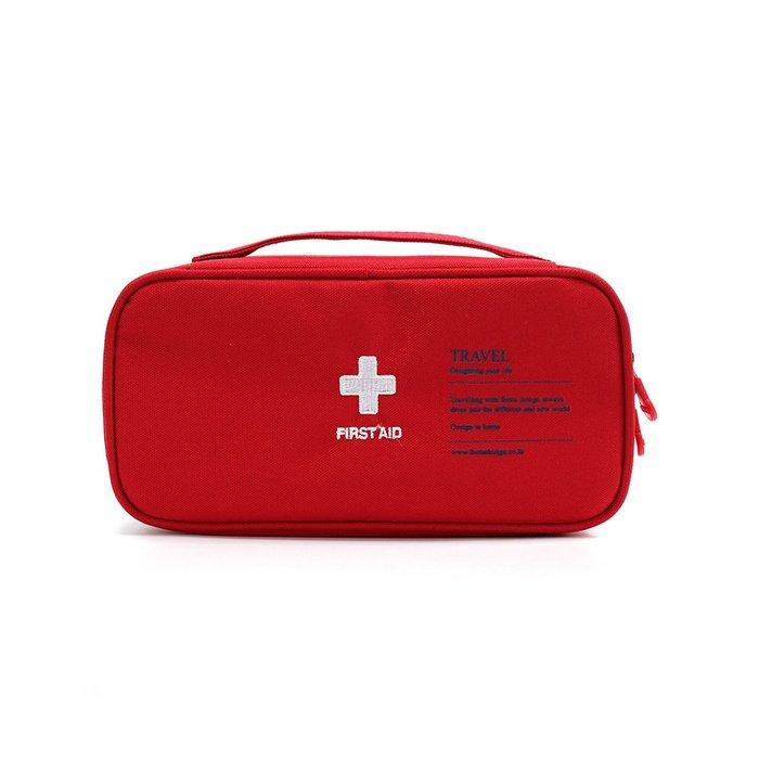 急救箱 戶外收納包 藥盒 便攜 旅行 收納袋 急救包 收納盒 收納籃 小藥盒 藥品盒 收納箱 急救收納包
