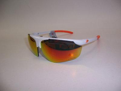 光寶眼鏡城(台南市)New Balance 運動型太陽眼鏡 ,內框可配度數用,外掛可拆可掀式水銀太陽,鏡腳三段可調整鬆緊