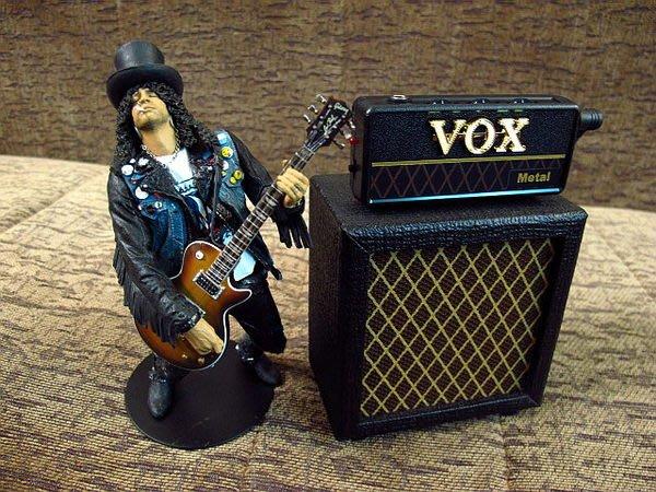 ☆ 唐尼樂器︵☆ Vox amPlug Cabinet 限量發行迷你小音箱(適合 Fender/ Gibson/ ESP 等吉他)