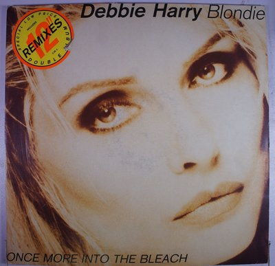 《二手英版黑膠》Debbie Harry/Blondie - Once More Into The Blea(2LP)