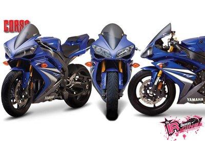 ♚賽車手的試衣間♚ Zero Gravity® Yamaha YZF R1 07-08 CORSA款 風鏡