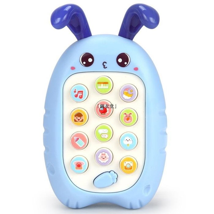 「錦衣堂」 0一3八個月寶寶入口玩具安撫嬰兒益智早教多功用半歲1可咬六以上6