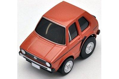 【秉田屋】特價 TomyTec Z-34b Choro-Q 阿Q Zero Volkswagen VW 福斯 Golf