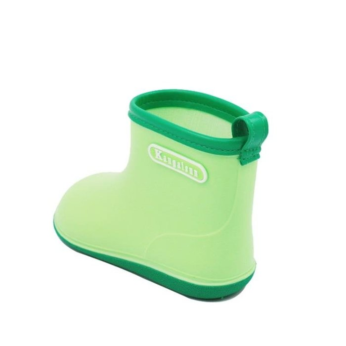 (現貨)兒童雨鞋男童小孩防滑雨靴女可愛寶寶套鞋幼兒輕便防水鞋膠鞋春夏KLSH44153