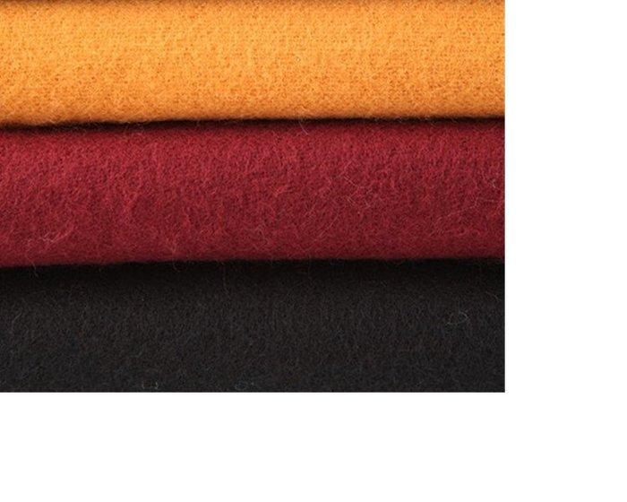 日本羊絨圍巾 女士長款純色 山羊絨 兩用大披肩圍巾 日本素面圍巾 羊絨 細軟柔 圍巾 100%羊毛 百分百羊毛