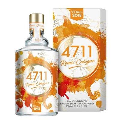 4711 Remix 經典 橙香 限量版 中性 古龍水 全新 原廠 專櫃 正櫃 公司貨