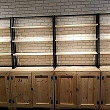 書櫃書架雜誌架書報夾商品展示架陳列架中島鐵件原木木架架子飾品櫃木箱棧板工業風