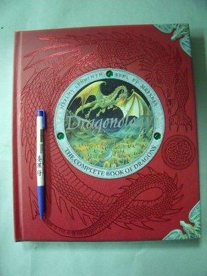 【姜軍府】《Dragonology》龍研究書 CANDLEWICK PRESS