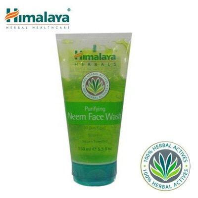 印度 Himalaya喜馬拉雅 苦楝洗面膠 Purifying Neem Face Wash 100ml