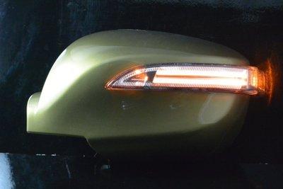 金強車業HYUNDAI IX35 2012-ON  側燈 方向燈 小燈 照地燈 三功能後視鏡殼 (素材NP)中東版