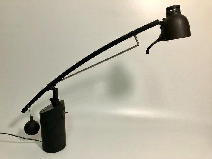 阿等  圓錘/秤錘 銅製桌燈 360度可旋轉(LED燈泡) 可以堂普洱茶