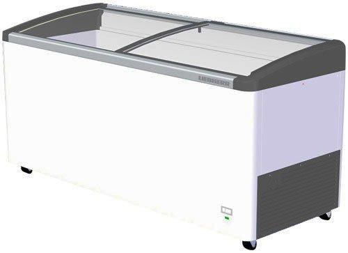 德國利勃 LIEBHERR【EFI-4853】483公升 弧形 玻璃推拉冷凍櫃