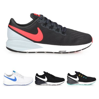 NIKE AIR ZOOM STRUCTURE 22 男慢跑鞋(免運【02017912】≡排汗專家≡