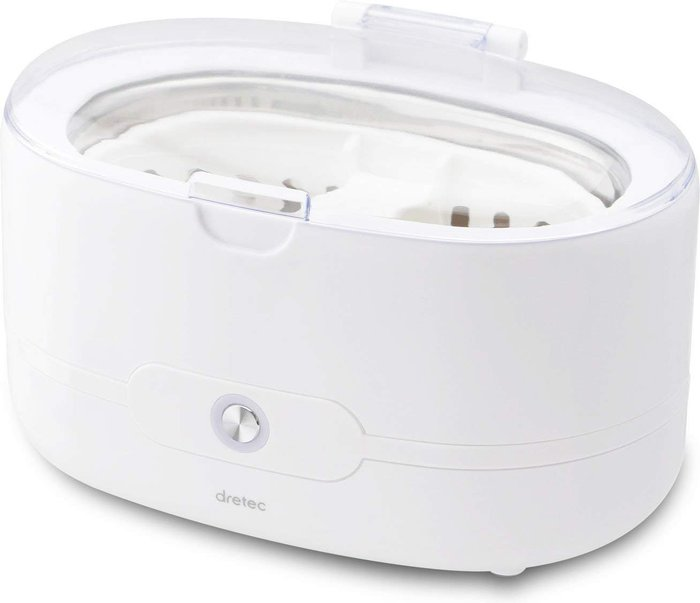 全賣場最低價唷~~日本DRETEC~~超音波清洗機UC-500WT白色~~