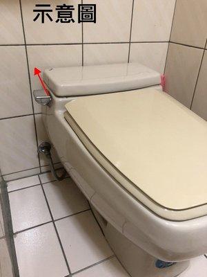 蝴蝶衛浴~附發票~單體馬桶專利進水器....