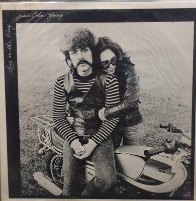 合友唱片 傑西 柯林 楊 黑膠唱片 Jesse Colin Young  Love on the Wing LP
