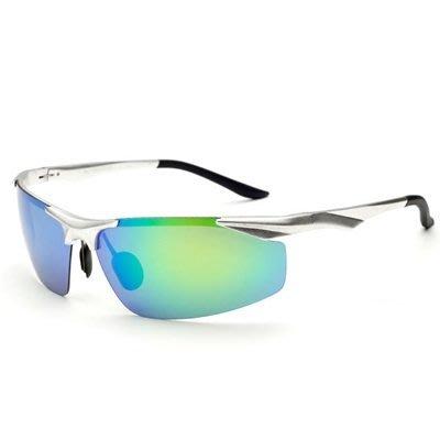 太陽 眼 鏡 偏光 墨鏡-戶外運動防強光炫彩男眼鏡4色73nn6[獨家進口][米蘭精品]