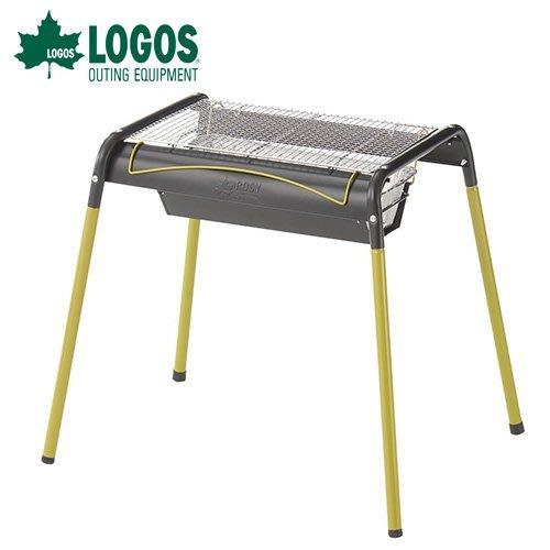 丹大戶外【LOGOS】日本 ROSY BBQ烤爐 M號 81061300