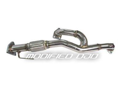 DJD Y0132 HONDA Accord-7th 3.0 前段 排氣管