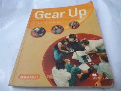 此無500免運 / 崇倫《Gear Up 1》ISBN:1405060425│禮筑│Gershon S Et Al -位