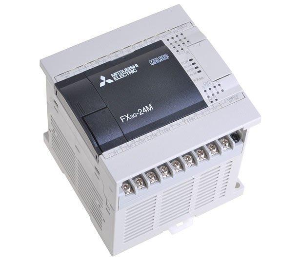 【KC.PLC_FA 】MITSUBISHI 三菱 FX系列 PLC產品 FX3G-24MR/ES-A