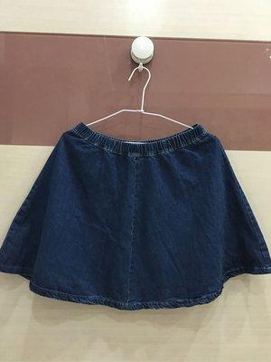 。☆二手☆。NET 牛仔短裙(M)