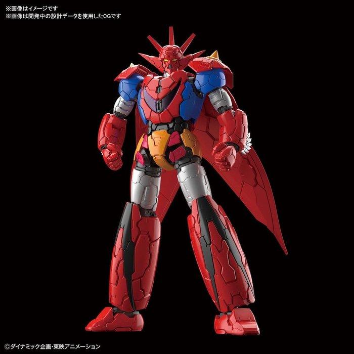 東京都-1/144 HG Getter Dragon(INFINITISM) 蓋特龍 (此商品需自行組裝) 現貨