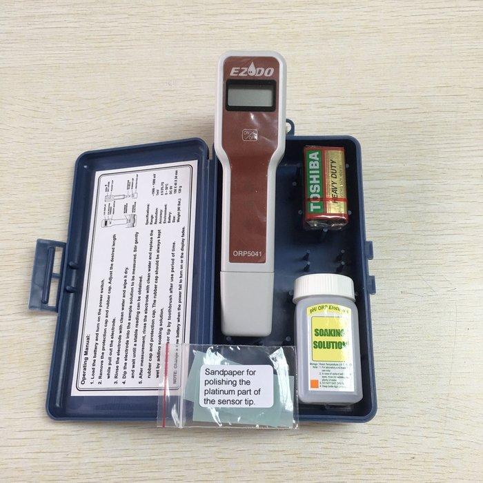 TECPEL 泰菱 》ORP5041 氧化還原 ORP-5041 氧化還原測試筆 另有 PH計  ORP 現貨