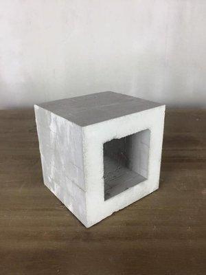 「曙」原創泥作空心磚 擺飾空心磚 適用工業風 咖啡廳 民宿 餐廳
