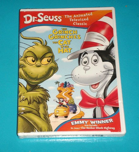 *【英語幼兒教育DVD-Dr.Seuss蘇斯博士】小pen*The Grinch Grinches