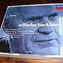 好音悅 全銀圈 Backhaus 巴克豪斯 Brahms 布拉姆斯 鋼琴協奏曲 2CD DECCA 德01版 無IFPI