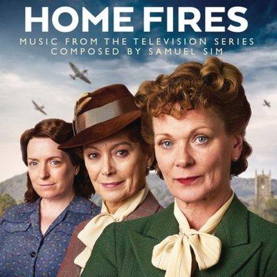 戰火家園 電視原聲帶 Home Fires/山謬‧席姆Samuel Sim---88985322112